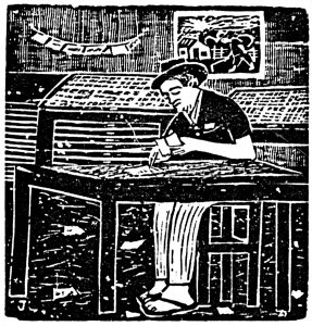 Oficina de Escrita